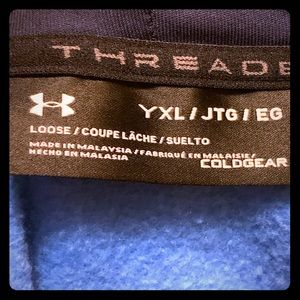 Under Armour Hoody -new WOT